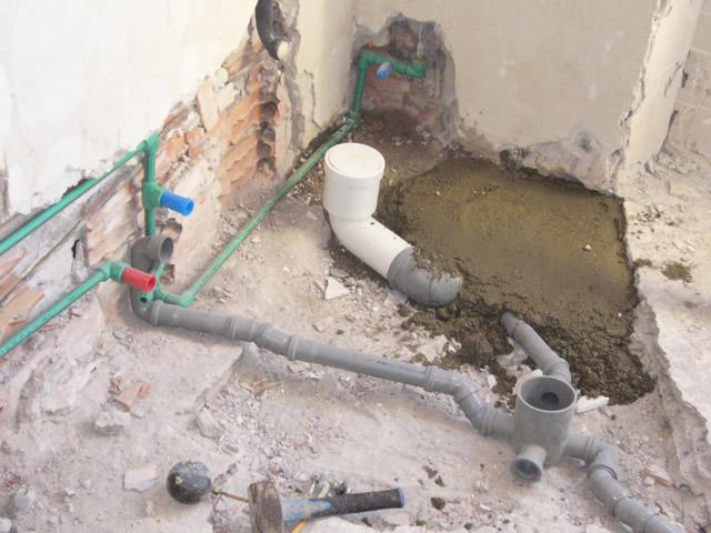 Schema impianto bagno fare di una mosca for Quali tubi utilizzare per l impianto idraulico